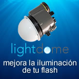 light dome diffuser
