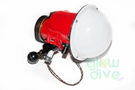 light dome flash diffuser